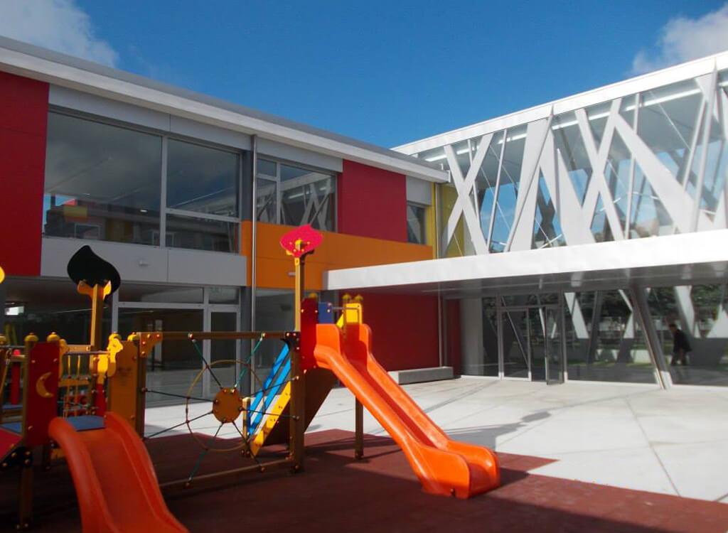 Centro Escolar – Custóias