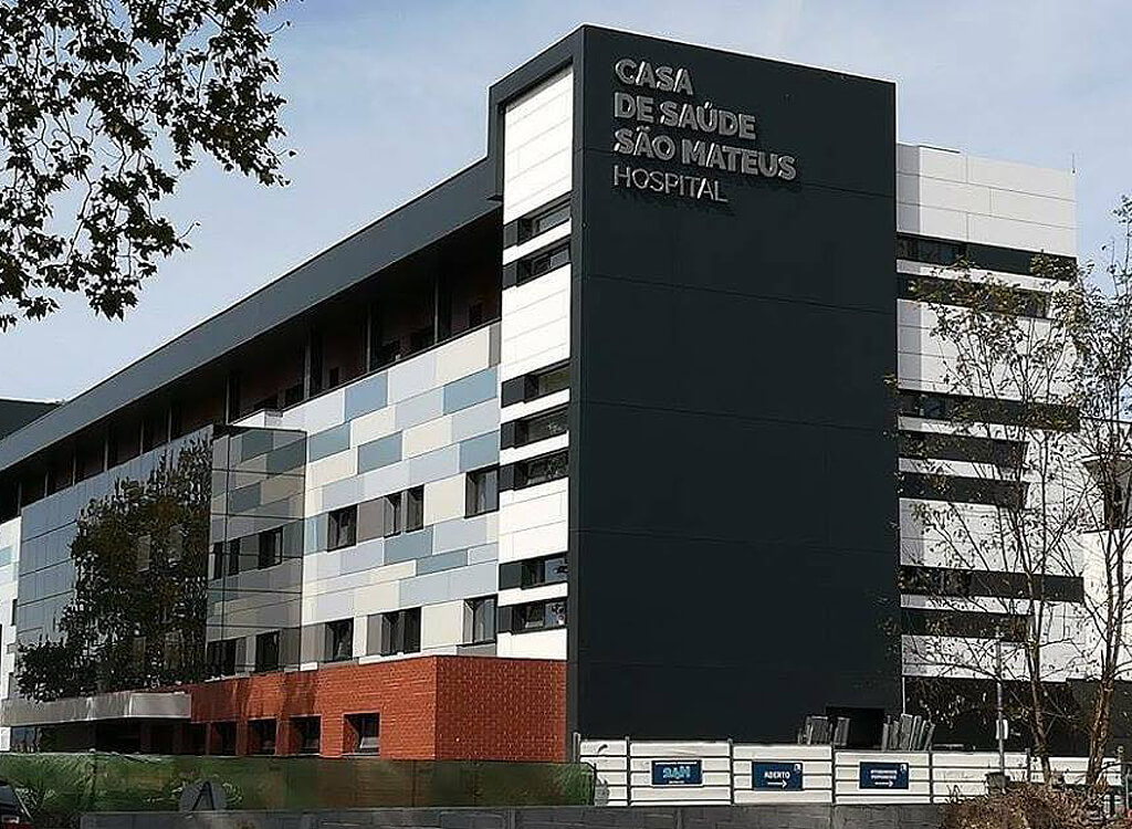 Hospital Casa de Saúde de S. Mateus – Viseu