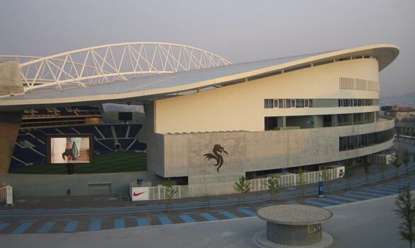 Edifícios Desportivos